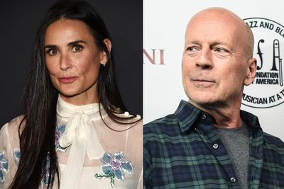Eljegyezték Bruce Willis és Demi Moore  lányát, hatalmas gyémántgyűrűt kapott - Videó
