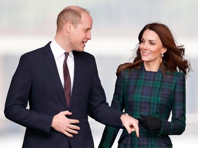 Beújított Vilmos herceg és Katalin hercegnő: ilyet még senki sem csinált a királyi családból