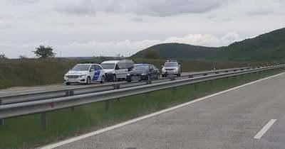 Márkónál fogták el a horvát embercsempészt és öt utasát a rendőrök