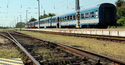 Halálos gázolás a síneken Szeged és Algyő között