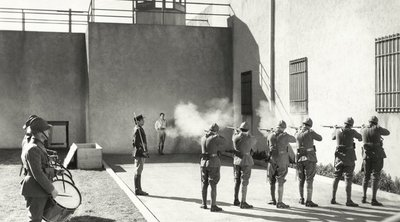 Kifogyott a börtön a méreginjekcióból, a rabok már csak villamosszéket vagy kivégzőosztagot választhatnak