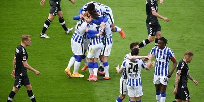 3-0-ra nyert a Hertha, három helyet lépett előre Dárdai Pál csapata