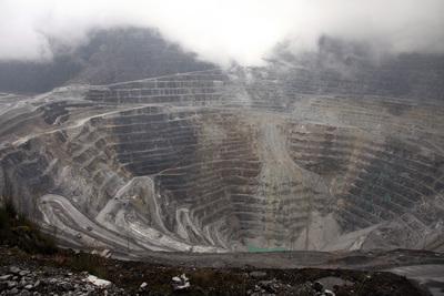 Fogyóban a világ kitermelhető aranytartaléka