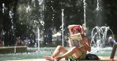 Brutális hőhullám jön: 31 fokos kánikula tör ránk jövő héten