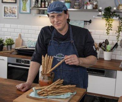 Péksuli Szabival: olasz kenyérrúd, avagy az igazi grissini, ami ropogósan az igazi