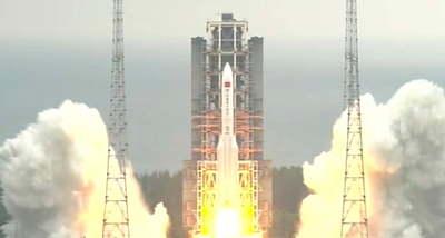 Szűkítették a landolási zónát: ide csapódhat be a kínai rakéta