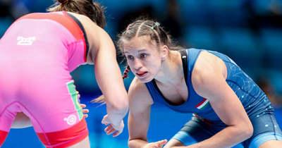 Hajtépés és pofozkodás Európa-bajnoknőnk meccsén, oda az olimpia
