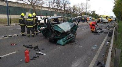 Drámai fordulat: elfutott a sofőr a brutális ferihegyi baleset után, elfogatóparancs alapján kellett becserkészni