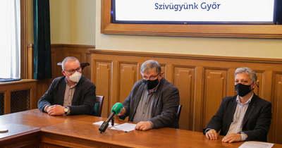 Építési tilalmat rendelt el Győr teljes területén Dr. Dézsi Csaba András polgármester