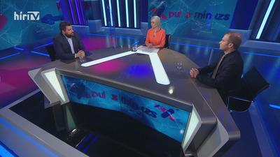 Hollik István: Ez az egész előválasztás egy Gyurcsány-Show