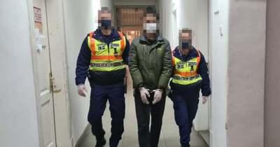 Migránst fogtak a rendőrök Jászberényben