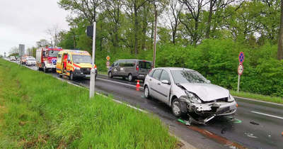 Öten sérültek meg Csákánydoroszlónál egy balesetben