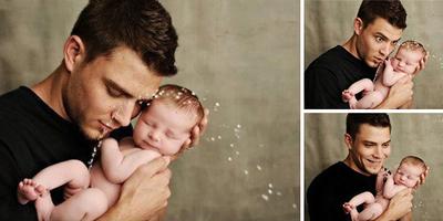 Elképzelés vs. valóság: ez a 20 csecsemő megmutatta a tökéletlen valóságot - Galéria