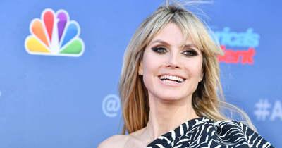 Heidi Klum félmeztelenül napozott és nem félt megmutatni…