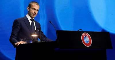 Kilenc szuperligás klubbal megállapodott az UEFA