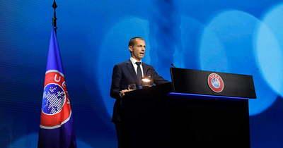 Az UEFA eljárást indít a Barcelona, a Real Madrid és a Juventus ellen
