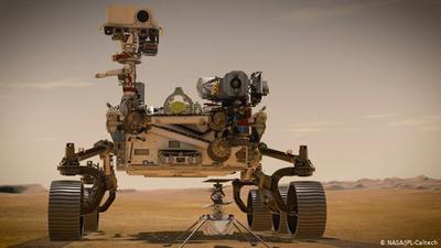 A Mars alkalmas lehet a mikrobiális életre