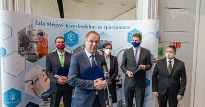 Fórum a zalaegerszegi tesztpályán: közös céljuk az uniós források hatékony elérése