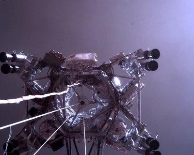 NASA közzétette marsi helikopterének zümmögő hangját