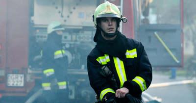 Tűz ütött ki szombaton egy siklósi családi házban