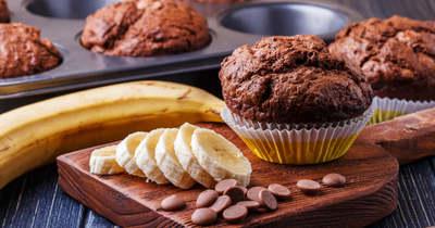 Liszt és cukor nélkül készül ez a szuper csokis muffin