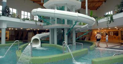 További fejlesztések várhatók a tamási gyógyfürdőben