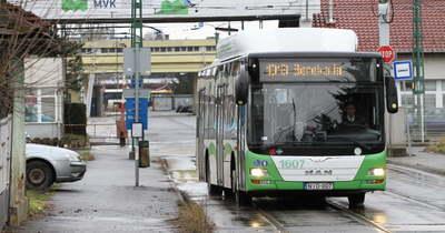 Közröhej: már a buszsofőrök sem tudnak munkába járni Miskolcon