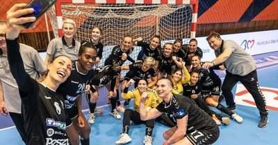 Az Európa Liga döntőjébe küzdötték magukat a siófoki lányok