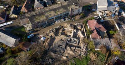 Páratlan jelentőségű ásatás Abasáron