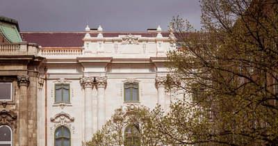 Ilyen volt, ilyen lett: látványos fotók a Budavári Palota helyreállításáról