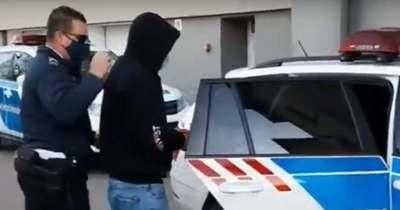 Videón a tokodi társasházak drogos fosztogatója: motort és láncfűrészt is lopott