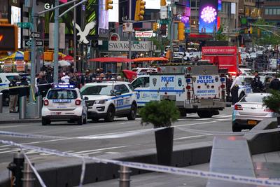 Lövöldözés a Times Square-en, egy kislányt is eltaláltak