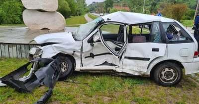 Halálos baleset Visegrádon: pilismaróti férfi vesztette életét (helyszíni fotók)