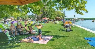 A balatoni települések nagyon készülnek a nyári szezonnyitásra