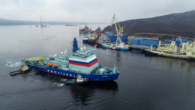Már két évtizedre előre eladták az oroszok a sarkvidéki cseppfolyós gázukat