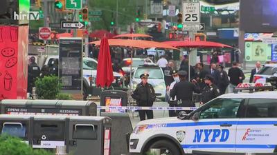Hárman megsebesültek egy utcai lövöldözésben a Times Square-en