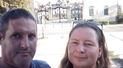 Megszólalt a Borsnak a gyászoló férj: Legyőzte a vírus a kómában babájáért síró Irént