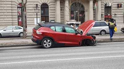 Kiharcolta: Súlyos balesete után sem veszik el a jogosítványt Vitray Tamástól