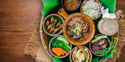 TESZT: Felismered az országokat nemzeti ételükről? - II. rész