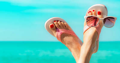 Jön a nyár: íme az otthoni lábápolás titka