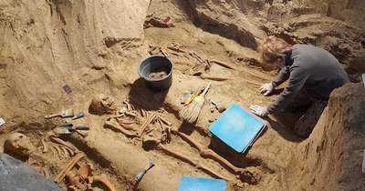 Különleges leletek kerültek elő a pataji templom felújítása során
