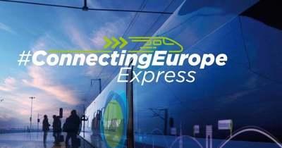 Sopronban is megáll az Európát átszelő különvonat