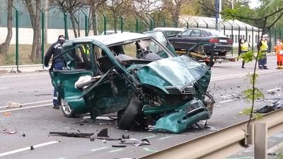 Letartóztatták a Ferihegyi úton halálos baleset okozó sofőrt