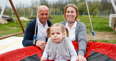 Megtalálták az orvosok, mi okozza a vasszécsenyi kis Emili betegségét
