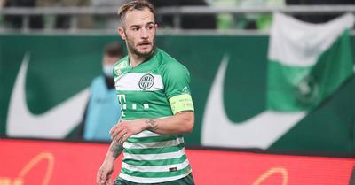 Ferencváros: Lovrencsics Gergő öt év után távozik – hivatalos