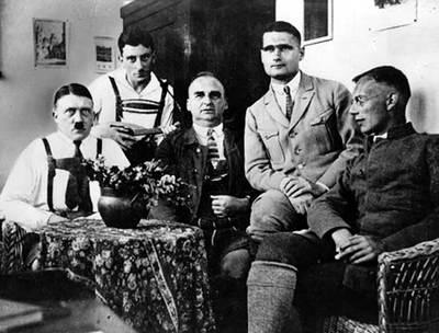 A Rudolf Hess-rejtély: 80 éve történt