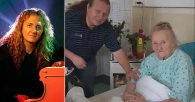 Aggódik a család, baleset érte Zámbó Jimmy 95 éves édesanyját
