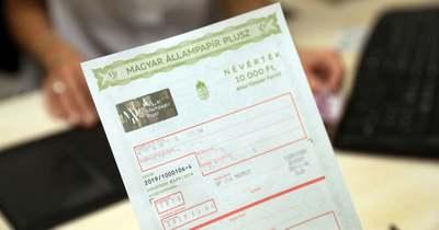 A lakosságnak is több állampapírt adna el Magyarország