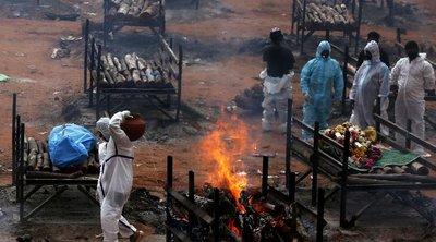 Egyre több fertőzöttnél észlelnek ritka gombás fertőzést Indiában