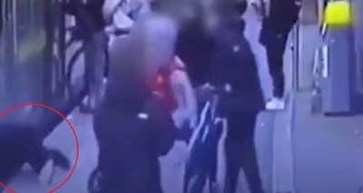 Sokkoló: a metró alá lökték az ártatlan 17 éves lányt - Videó
